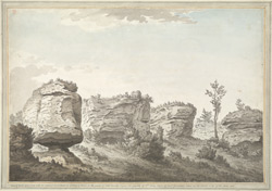 Great Upon Little': The Rocks At Chiddinglye f. 41 (no. 75)